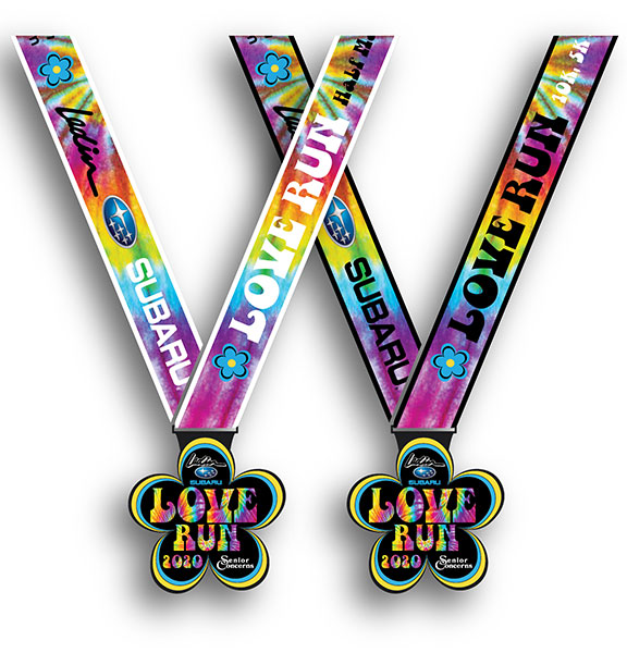 2020 Race Medals